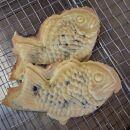 【2キロ超・動物性不使用】北海道の小麦香るたい焼き(自家製つぶし餡)22個セット
