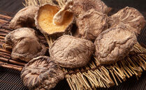 大分県産大玉どんこ椎茸270g原木栽培干し椎茸肉厚訳あり
