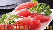 ☆冷凍本マグロ 合計1kg