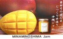 美南島手造りジャム4種類詰合箱セット(贈答用化粧箱入り)