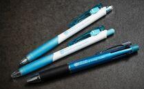 ジェットストリーム5機能ペン(1本)+CLIFTERシャープペン・ボールペンセット(ケース入り)
