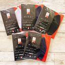 マスク『MIRAI』5枚セット松山ブランド新製品コンテスト2020金賞受賞【白 FREE】