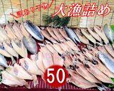 銚子港黒潮干し 訳あり干物大漁詰めセット50枚