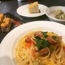 「うだつの町並み」内イタリアンレストラン「PUNTA」お食事券3000円分