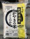 金沢湯涌産かがやきの米こしひかり/10kg(5kg×2)