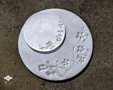 「ひんやり」をキープしてくれるアルミ鋳物の菓子皿セット(UmeLサイズ/Sサイズ)