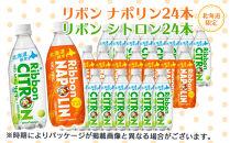 リボンナポリン&シトロンセット<北海道限定>各24本
