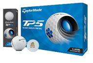 いなッピーオンネーム ゴルフボールテラーメイドTP52ダース