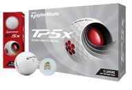 いなッピーオンネーム ゴルフボールテラーメイドTP5X2ダース