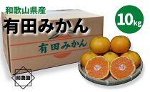 和歌山県産 有田みかん 10kg 秀品