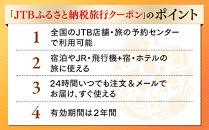 【鳥取砂丘、鳥取市、白兎神社等】JTBふるさと納税旅行クーポン(30,000円分)