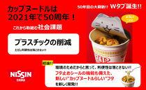 【定期便6か月】日清ヌードル3種セット各1箱(20食)合計3箱