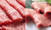 盛岡牛しゃぶしゃぶ・すき焼き&焼肉セット(計800g)