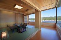 気仙沼プラザホテルペア宿泊券「1日1室限定!海のパノラマ特別室プラン」