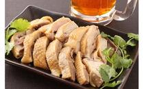 【ひね鶏の特製タレ旨煮】日本初上陸-伝統中国料理-鹵菜(ルサイ) 真空パック185g