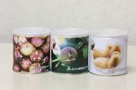 【ふるさと納税限定デザイン缶】国産フルーツ缶詰3種類 各4缶セット