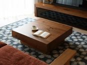 CHOCOLAT Living Table 098 walnut (wood top)