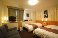 熊野古道ヒーリングツインルーム1泊朝食付きコース(大人2名1室)