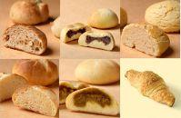 国産小麦使用!ふくらむ魔法の冷凍パンセット