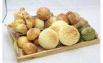 ふくらむ魔法の冷凍パン6種24個入セット