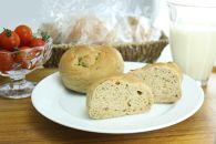 ハナビラタケを使った手作りパン「きのこの恵み」15個セット