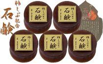 柿渋石けん(100g)5個セット