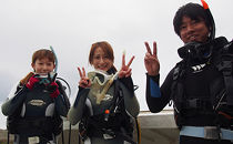 沖永良部島の体験ダイビング 2ダイブセット