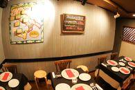 AN01-NT広島で味わえる本場イタリアの味9店舗で使える御食事券