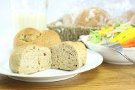 手づくりパン「きのこの恵み」15個入(月2回・計12回発送)