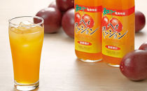 【ギフトにどうぞ】奄美のとれたてパッションフルーツジュース3本セット