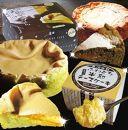 塩沢宿名物 半熟カステラ2種と半熟チーズケーキ4個セット