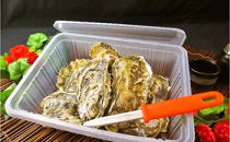 レンジで楽チン蒸し牡蠣