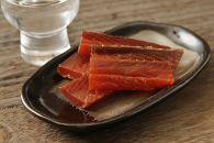 【柔らかな味わい】燻製鮭とばショート500g