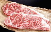近江牛[吟]ステーキ用サーロイン200g×2枚【Y021-C】