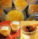 ながさき伝統柑橘『ゆうこう』のヘルシーでさっぱり『ゆうこう豆乳ぷりん』大人気!『黒豆の豆乳ぷりん』詰合せ
