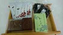 あずきの里厳選!京都丹波の高級素材を使った和菓子と洋菓子のセット