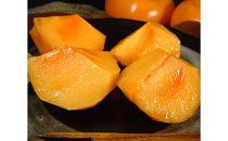 【数量限定】和歌山の種なし柿約7.5kg【秀品:サイズおまかせ】