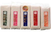 真空パック 食べくらべセット「穂の饗宴」5種