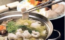 【橋詰鮮魚】淡路島産はもすき鍋セット[2019年4月~受付]