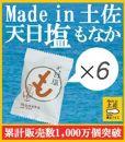 高知アイス 天日塩もなか6個/塩アイス/Madein土佐/モナカ/アイス