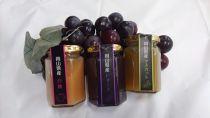 AE02岡山県の果実ジャム3本セット