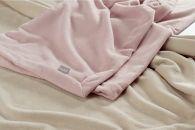 【ふとんの西川】シルク毛布/ベージュ【P100SM-C】
