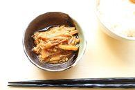 なめ茸珍味・黒豆甘煮・栗甘露煮詰め合わせ型番S-6