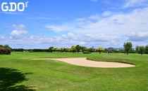 【周南市】GDOゴルフ場予約クーポン15000点分