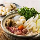 B003【着日指定可】【水木食品ストア】新鮮食材きりたんぽ鍋セット(2人前)【13000pt】