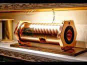 『あなたがまだ聴いたことのない響き』レインスピーカー・銅板+真鍮・ウッドコーン