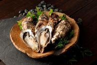 D004-C2019年発送海峡育ち「知内産殻付牡蠣12個入り」<上磯郡漁業協同組合>【60pt】