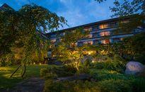 「宮島グランドホテル有もと」一泊二食付ペア宿泊券