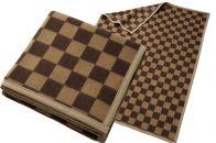 日本製 キャメル毛布
