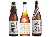 寺田本家日本酒飲みくらべセット(A)